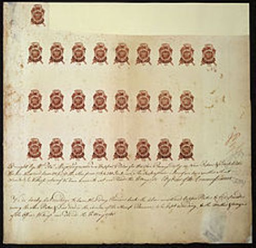 stamp act facts