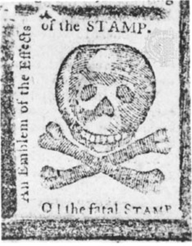 the Stamp Act Reaction