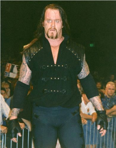 facts about the undertaker