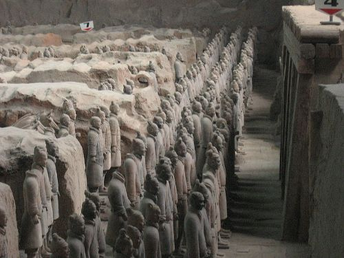 terracotta army image
