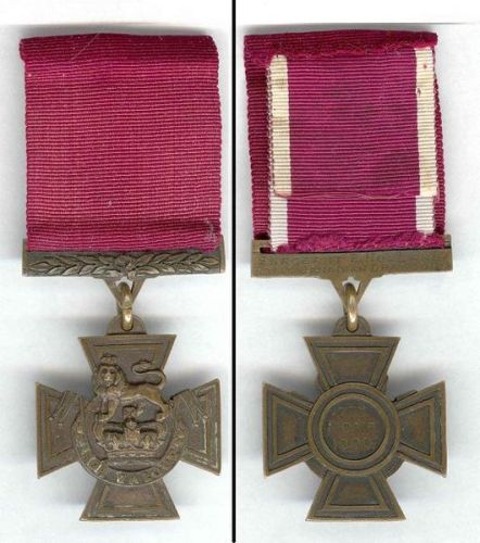 victoria cross facts