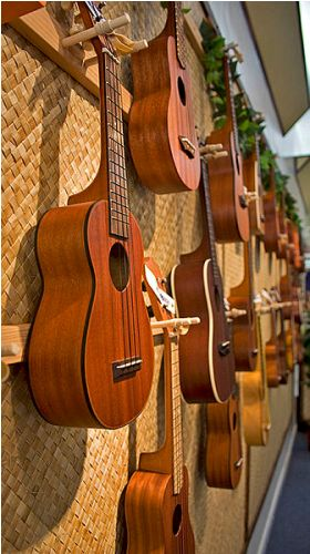 Facts about Ukuleles