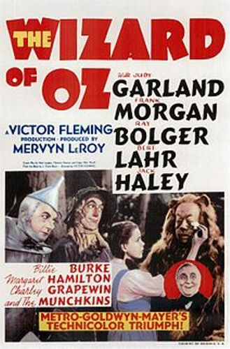 Facts about the Wizard of Oz