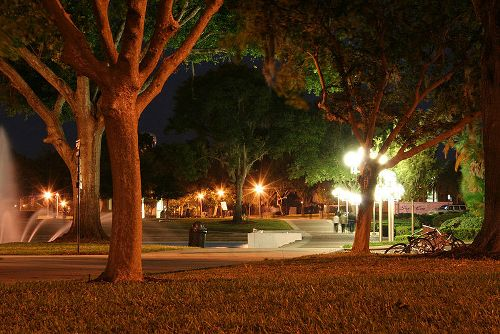 UCF at Night