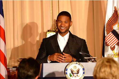 Usher Pictures