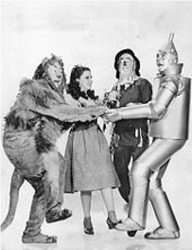 the Wizard of Oz Main Cast