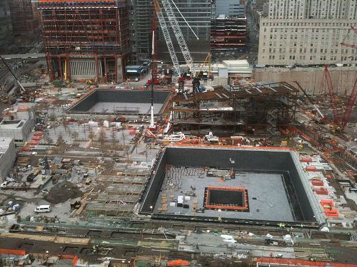 the World Trade Center Site