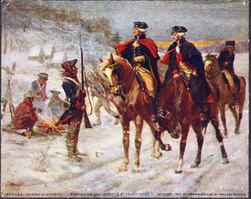 Valley Forge Facts