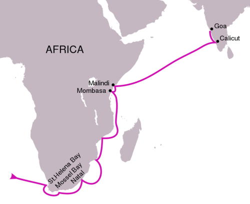 Vasco da Gama Route