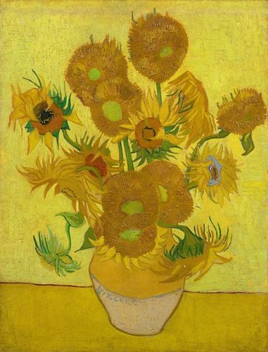 facts about Vincent van Gogh