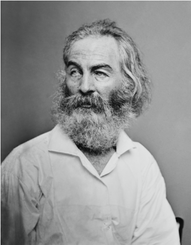 Walt Whitman Old