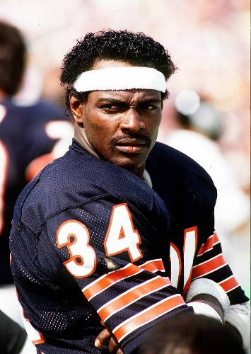 Walter Payton Facts