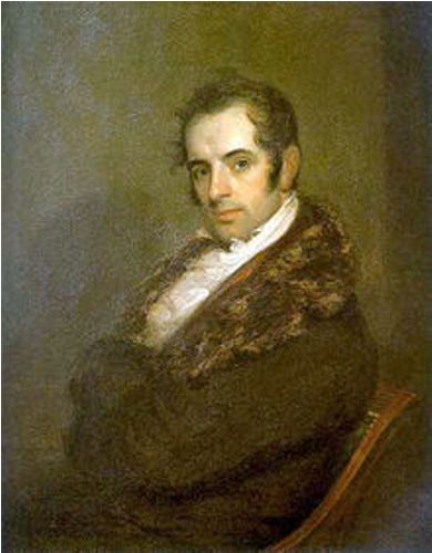 Washington Irving Pic