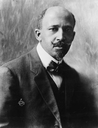 Facts about W. E. B. DuBois