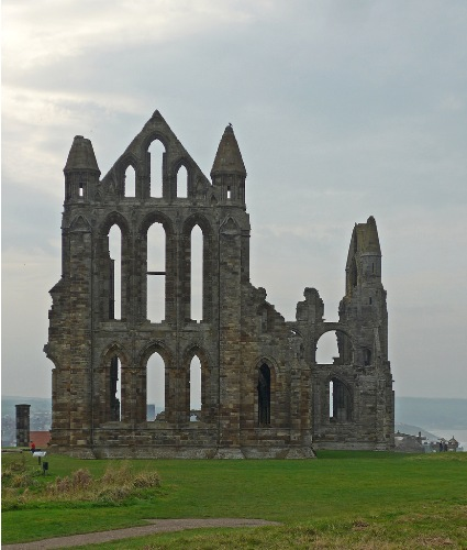 Whitby Abbey Facts