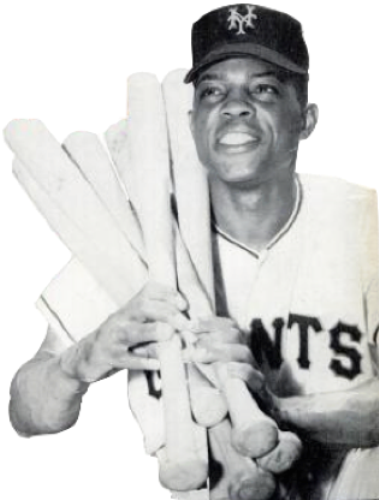 Willie Mays 1954