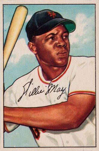 Willie Mays Facts