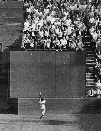 Willie Mays Pic