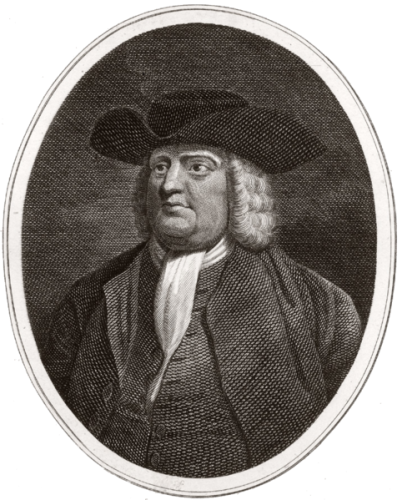 Facts about William Penn