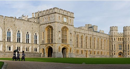 Facts about Windsor Castle