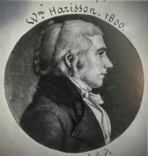 William Henry Harrison 1800