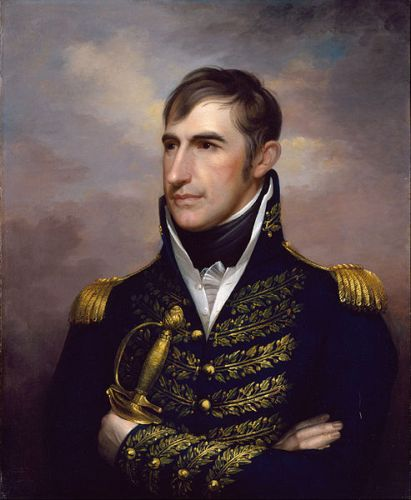 William Henry Harrison Facts