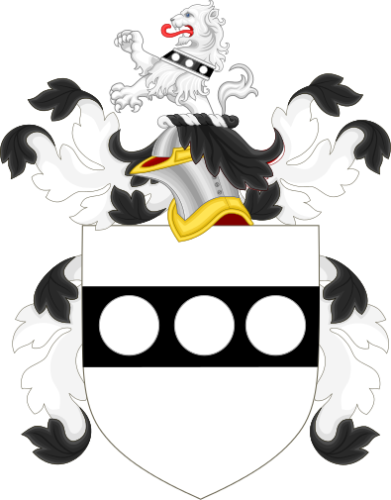 William Penn Coat of Arms