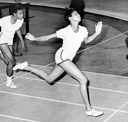 Facts about Wilma Rudolph