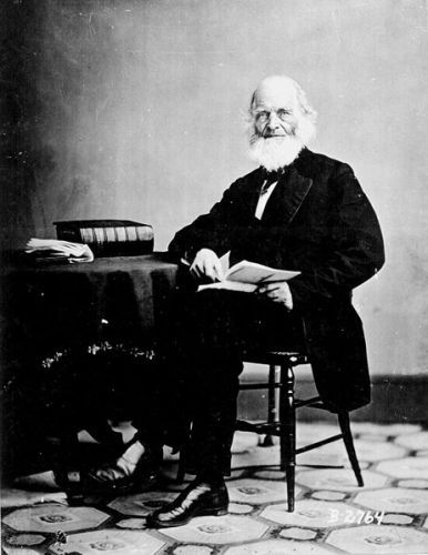 William Cullen Bryant Facts