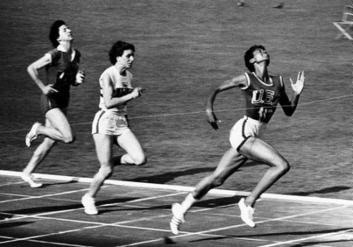 Wilma Rudolph Facts