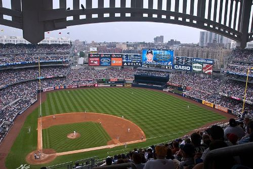 Yankee Stadium Pictures