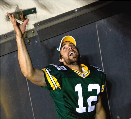 Aaron Rodgers Facts
