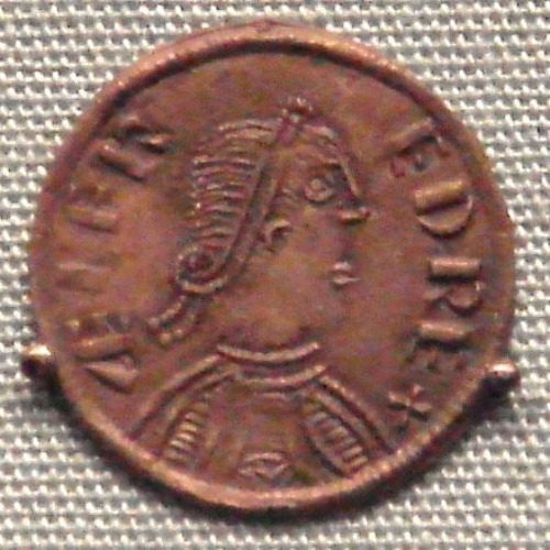 Alfred the Great Coin