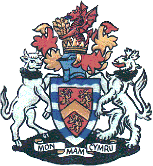 Arms of Isle of Anglesey Council